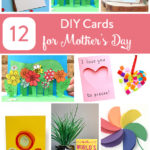 TheInspiredHome.org // Check out this beautiful collection of DIY Mother's Day card ideas. You are guaranteed to find the perfect card for every mom on your list.