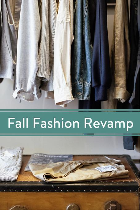 TheInsipredHome.org // Fall Fashion Revamp