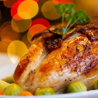Gluten Free Turkey Dinner